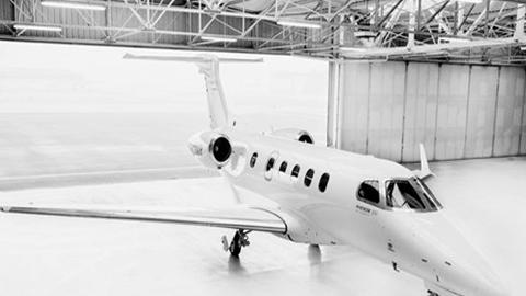 Phenom 300,   Super Light Jet