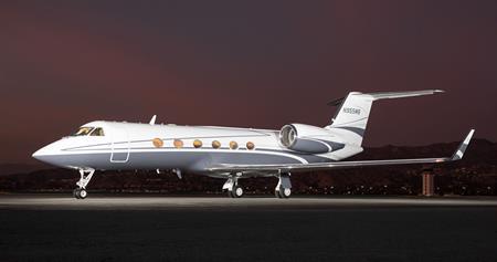Gulfstream G-IV,   Heavy Jet