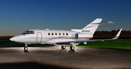 Hawker 800XP,   Midsize
