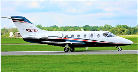 Beechjet 400A,   Light Jet