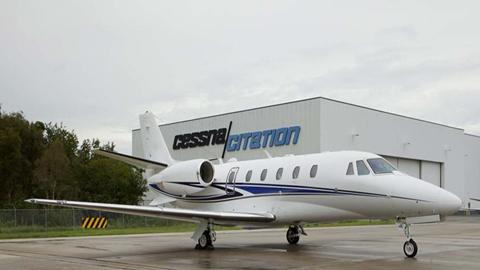 Citation XLS+,   Super Light Jet