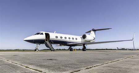Gulfstream G-IVSP,   Heavy Jet