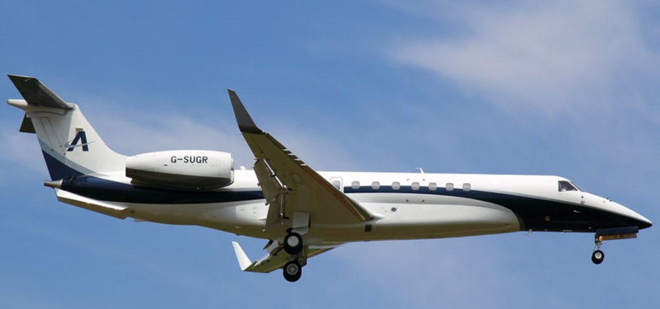 Legacy 650,   Heavy Jet
